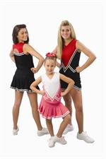Pizzazz Cheer Uniforms