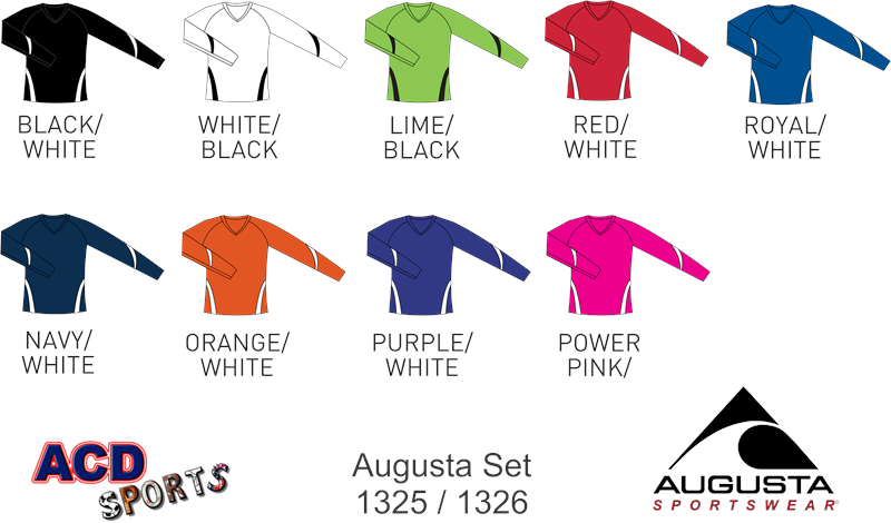Augusta 1325 Dig Volleyball Jersey