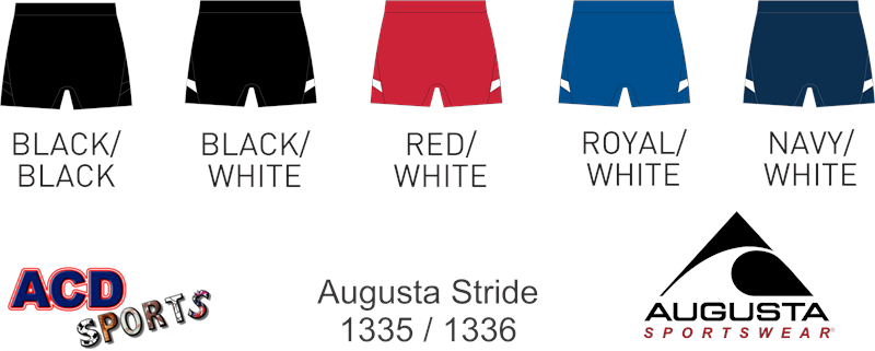 Augusta Stride Volleyball Short 1335