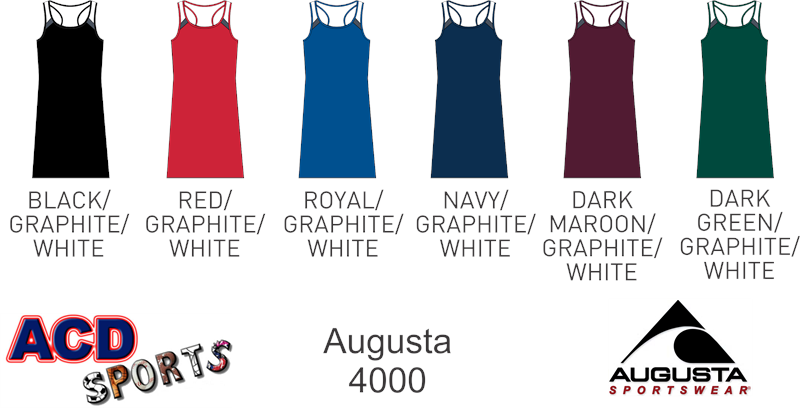 Augusta 4000 Duece Tennis Dress