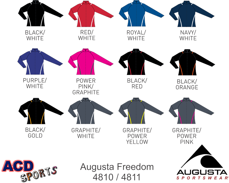 Augusta 4810 Freedom Ladies Jacket