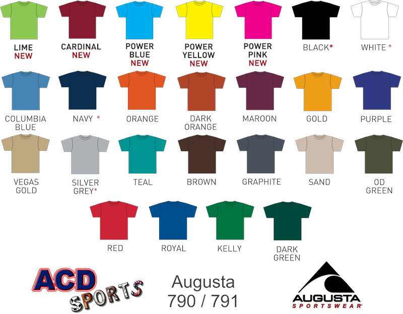 Augusta youth Wicking Tee 791