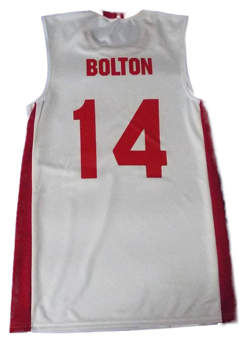 Troy Bolton costume High School Musical white basketball jersey ... d02067149