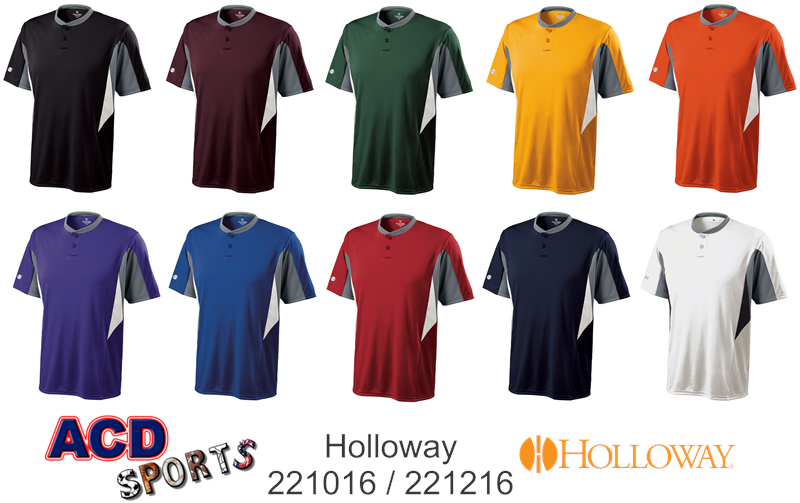 Holloway Rocket Jersey 221016