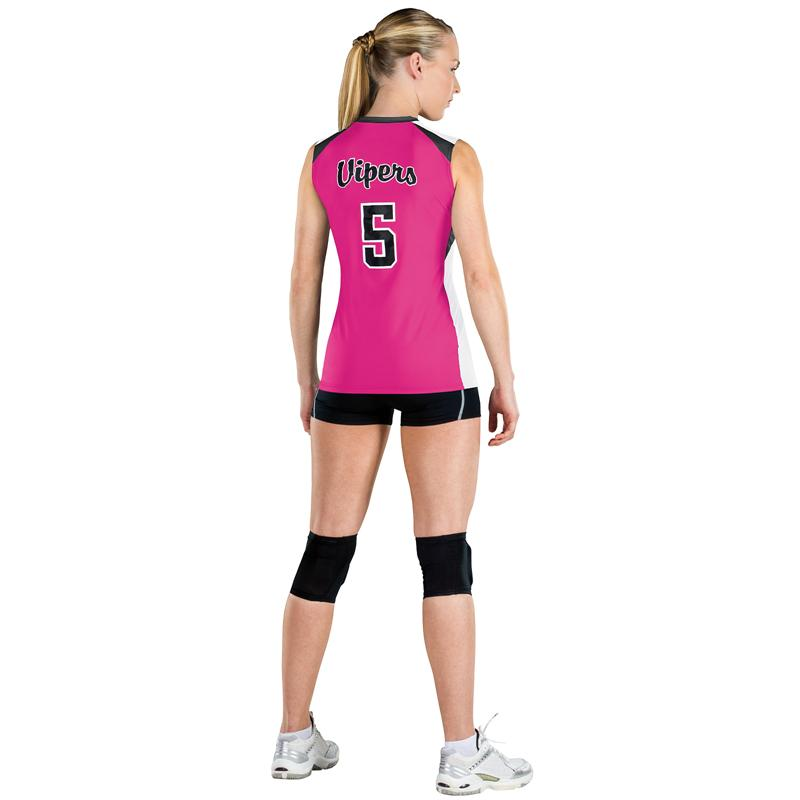 Piranha Women's Sleeveless Volleyball Jersey High Five 42152