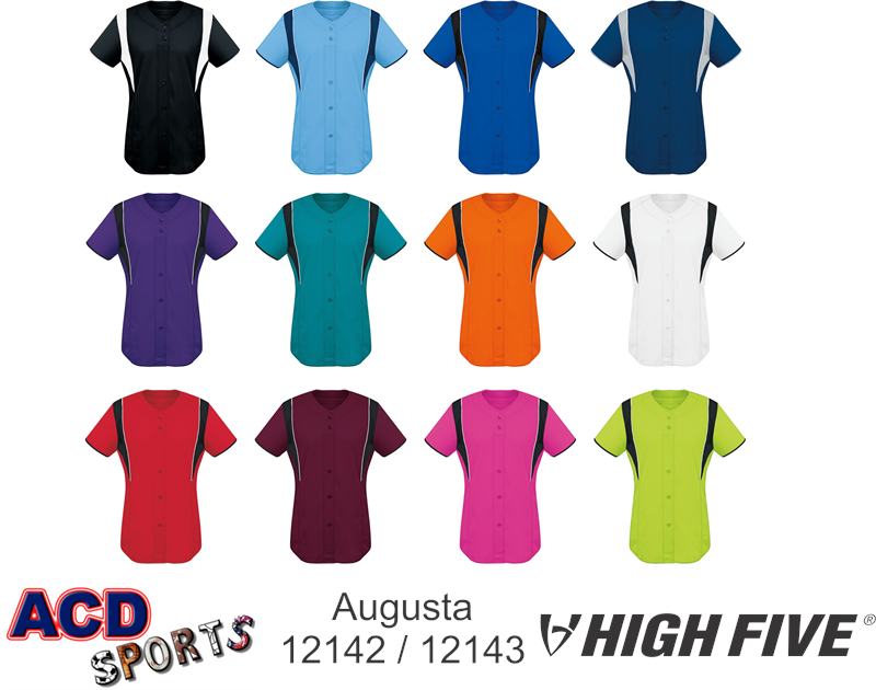 High Five 12142 Faux Front Jersey