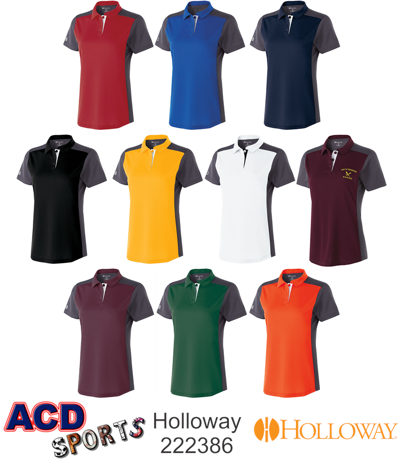 Holloway 222386 Division Polo