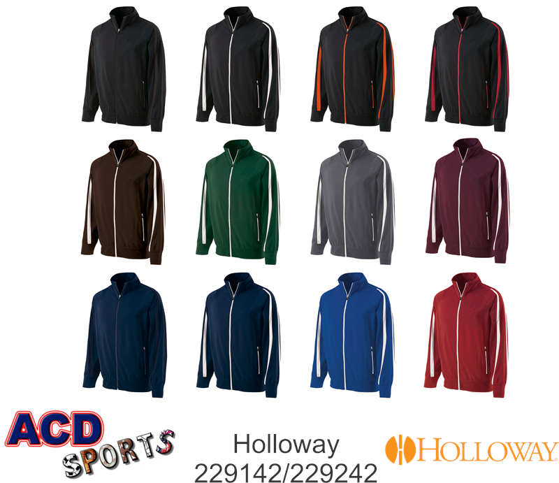 Holloway Adult Determination Jacket 229142