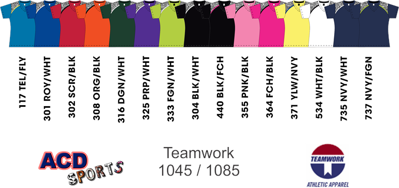 Teamwork 1085 Starlet Performance Tee