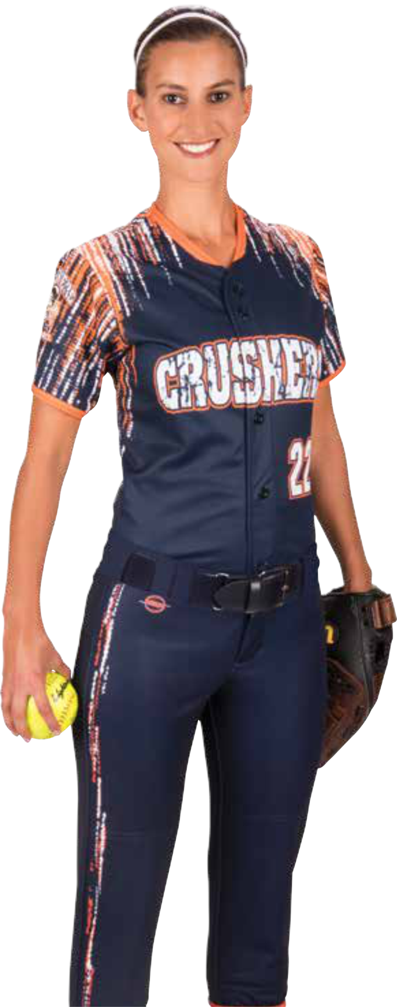8317730eb Wheelhouse Women's Sublimated Softball Jersey Teamwork ProSphere