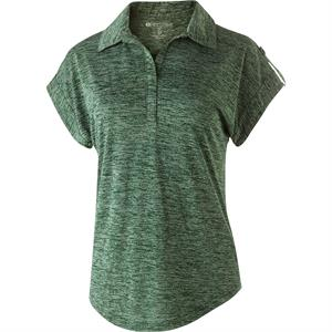 Electrify 2.0 V Polo Shirt Ladies Holloway 222729