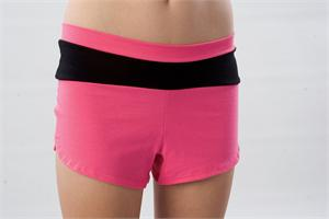 Color Block Shorts by Pizzazz Adult #2400 Youth #2300