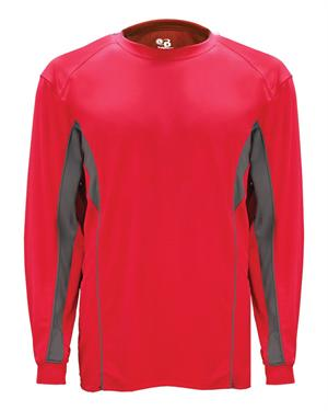 Drive Long Sleeve Tee Badger 4157