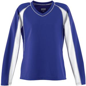 Charger Ladies Wicking Mesh Jersey Augusta 4650