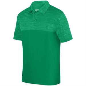 Shadow Tonal Heather Sports Shirt Adult - Augusta 5412