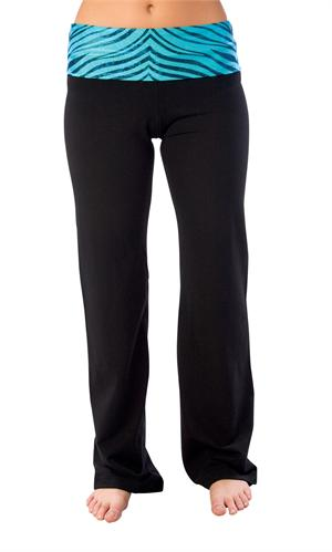 Roll-Down Waist Pants by Pizzazz Adult #9250-ZG Youth #9150-ZG