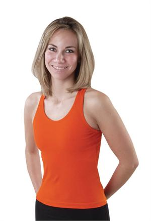 MVP Racer Back Top by Pizzazz Adult #9800 Youth #9700
