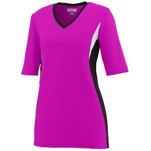 Tornado Ladies Half Sleeve Volleyball Jersey Augusta 1332