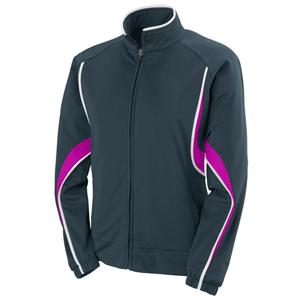 Rival Ladies Brushed Tricot Jacket Augusta 7712
