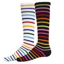 Bright Stripes Socks by Red Lion #8216 #8217