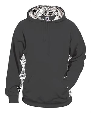 Digital Camo Hoody Badger 1464