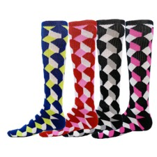Cube Socks by Red Lion #8450