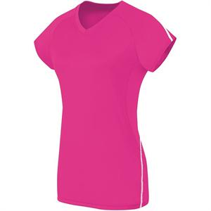 Short Sleeve Womens Solid Jersey 42172
