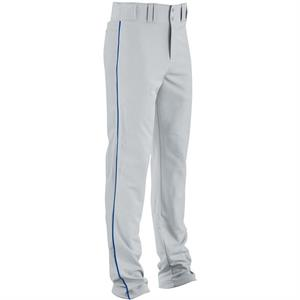 Piped Double Knit Baseball Pant Adult High Five 15080