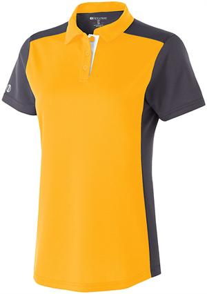 Division Ladies Polo Holloway 222386