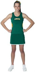 Green/Gold Inspiration Ladies Jersey