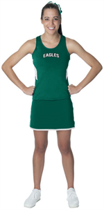 Green/White Inspiration Ladies Jersey