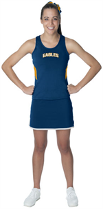 Navy/Gold Inspiration Ladies Jersey