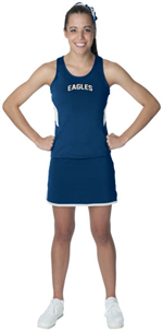 Navy/White Inspiration Ladies Jersey