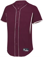 Holloway 221025 Maroon / White