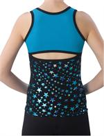 Superstar Top with Keyhole Back 5800-SS