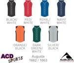 Slugger Sleeveless Jersey Youth Augusta 1663