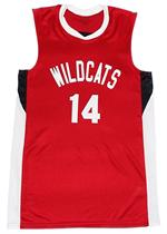 Troy Bolton basketball jersey