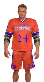 Express Sublimated Lacrosse Jersey Teamwork ProSphere