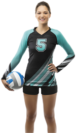 Joust Sublimated Volleyball Jersey Teamwork ProSphere