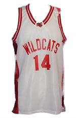 HSM NEW White WILDCATS Jersey