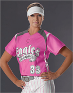Patriot Sublimated Fastpitch Uniform Alleson Athletic