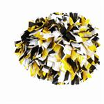 Black/Gold/White POM6-P3
