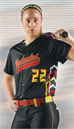 Sweet Spot Sublimated Fastpitch Uniform