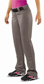 Dynasty Womens Low Rise 12 oz Open Bottom Pant Teamwork 3257