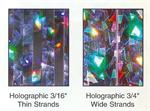 Holographic Strands