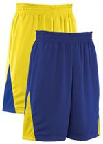 Turnaround Youth Reversible Short Teamwork 441C