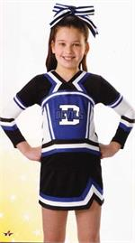 Alleson Cheer Uniforms