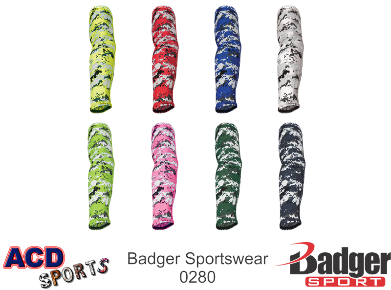 Badger 0280 Digital Arm Sleeve