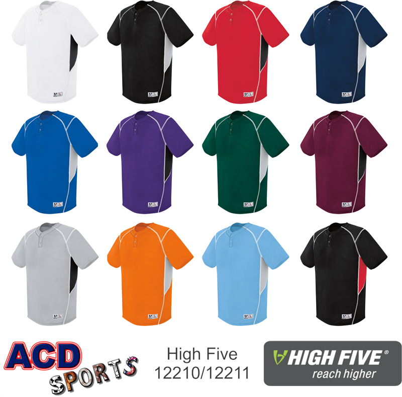 High Five 12210 Bandit Jersey