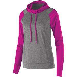 Echo Ladies Hoodie Holloway 222739
